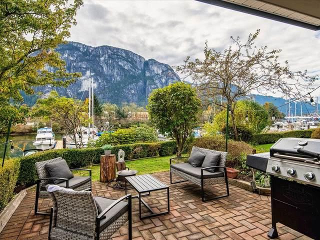 1468 Pemberton Avenue #101, Squamish, BC V8B 0K2 (#R2626326) :: 604 Home Group