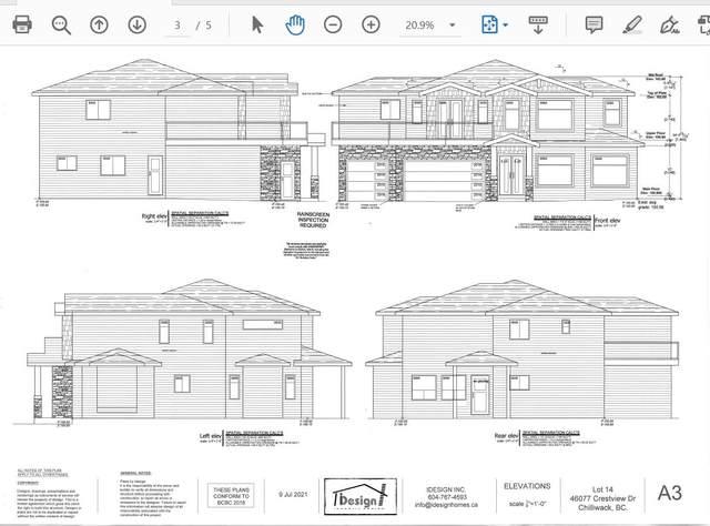 46077 Crestview Drive, Chilliwack, BC V2R 5X2 (#R2626329) :: 604 Home Group