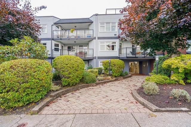 1273 Merklin Street #302, White Rock, BC V4B 4B8 (#R2626355) :: 604 Home Group
