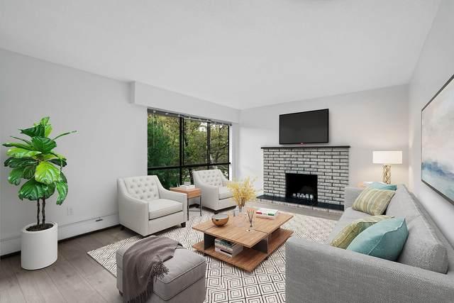 1877 W 5TH Avenue #309, Vancouver, BC V6J 1P5 (#R2626369) :: Initia Real Estate