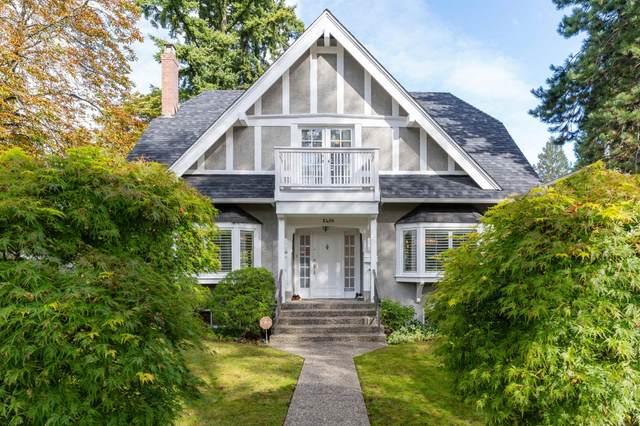 2499 W 35Th Avenue, Vancouver, BC V6M 1J7 (#R2626478) :: 604 Home Group