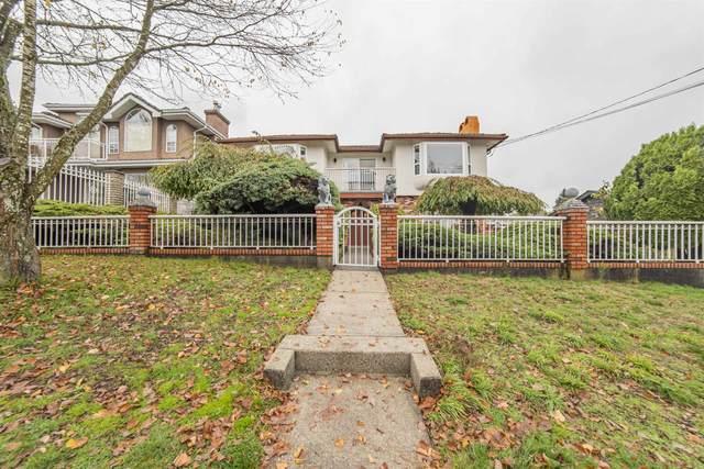 7550 Frederick Avenue, Burnaby, BC V5J 3Y3 (#R2626504) :: 604 Realty Group