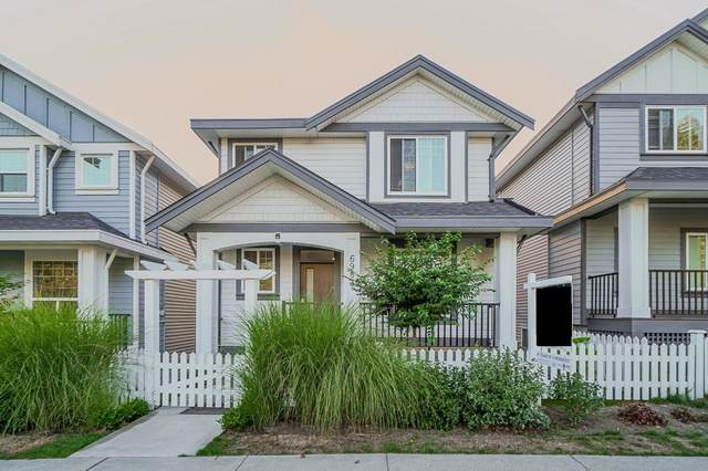 6983 206 Street, Langley, BC V2Y 0W4 (#R2626507) :: 604 Realty Group
