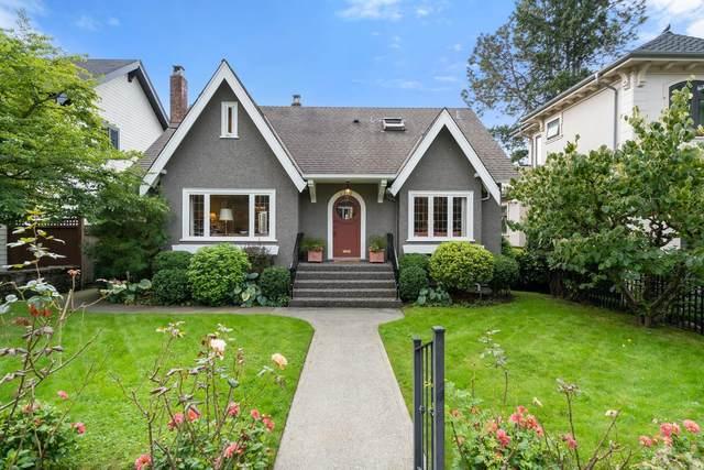 3378 W 35TH Avenue, Vancouver, BC V6N 2N2 (#R2626570) :: 604 Home Group