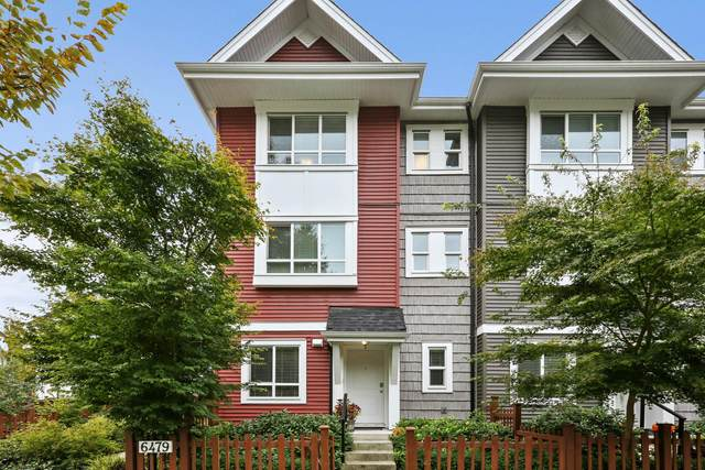 6479 192 Street #1, Surrey, BC V4N 6B4 (#R2626606) :: 604 Home Group