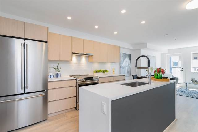 748 E 3RD Street #6, North Vancouver, BC V7L 1G9 (#R2626615) :: 604 Home Group