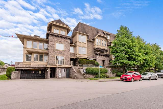 2108 Rowland Street #116, Port Coquitlam, BC V3C 0C1 (#R2626626) :: 604 Realty Group