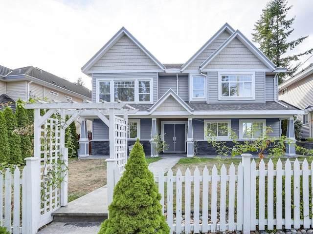 700 Guiltner Street, Coquitlam, BC V3J 4M5 (#R2626710) :: 604 Realty Group