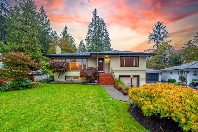 2870 Thorncliffe Drive, North Vancouver, BC V7R 2S8 (#R2626756) :: Initia Real Estate
