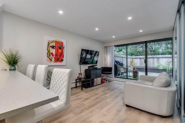 2255 W 8TH Avenue #109, Vancouver, BC V6K 2A6 (#R2626772) :: Initia Real Estate