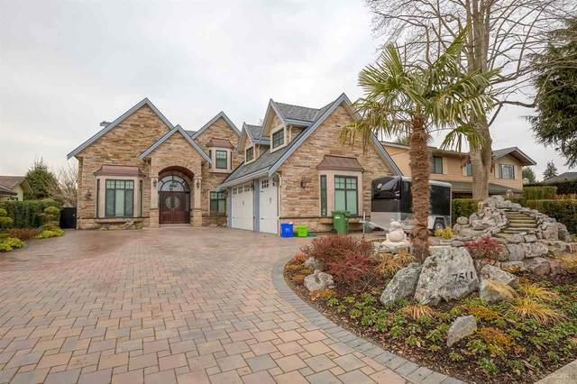 7511 Barkerville Court, Richmond, BC V7A 1K8 (#R2626797) :: 604 Home Group