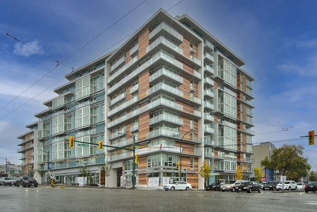 180 E 2ND Avenue #1105, Vancouver, BC V5Y 0K4 (#R2626814) :: 604 Home Group