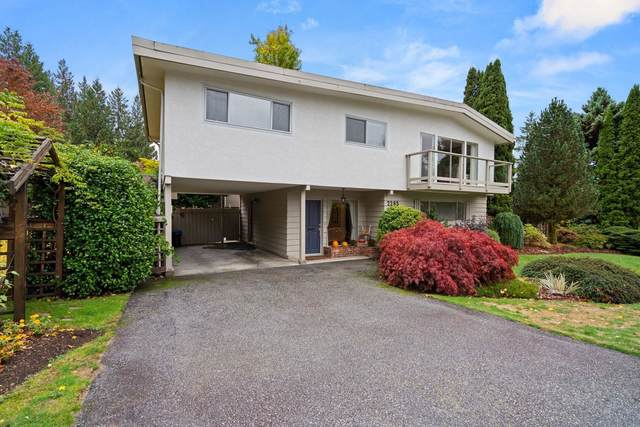 2285 Tompkins Crescent, North Vancouver, BC V7H 2E2 (#R2626839) :: Initia Real Estate