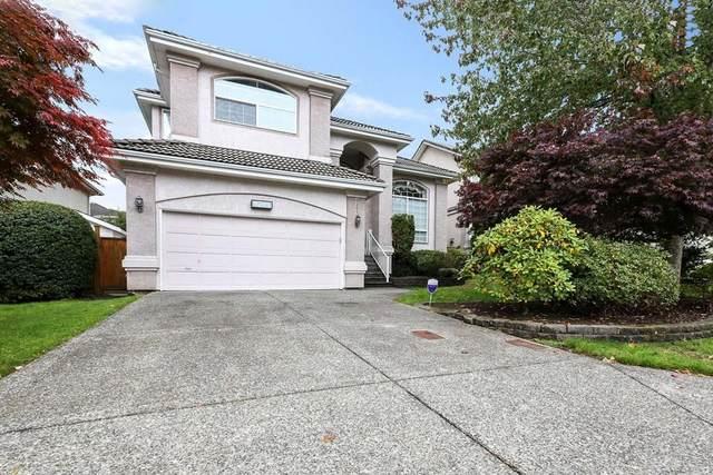 8285 168A Street, Surrey, BC V4N 4T8 (#R2626852) :: Initia Real Estate