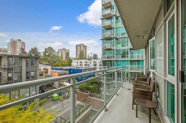 100 E Esplanade Avenue #603, North Vancouver, BC V7L 4V1 (#R2626856) :: 604 Realty Group