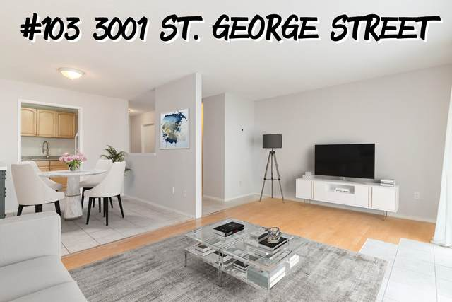 3001 St.George Street #103, Port Moody, BC V3H 2H6 (#R2626859) :: 604 Realty Group