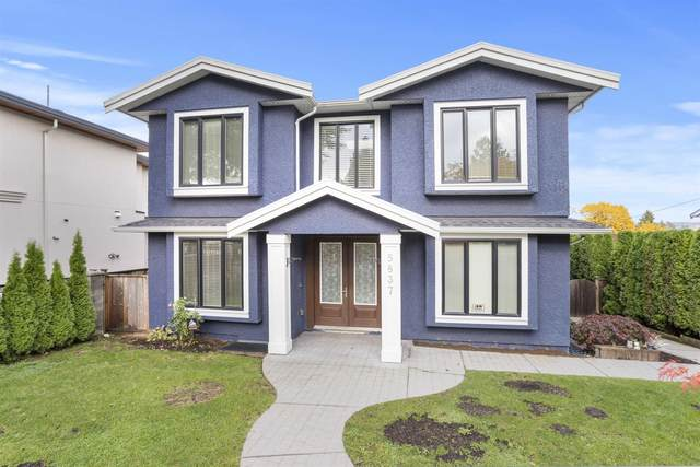 5837 Dickens Place, Burnaby, BC V5H 1W4 (#R2626864) :: 604 Home Group