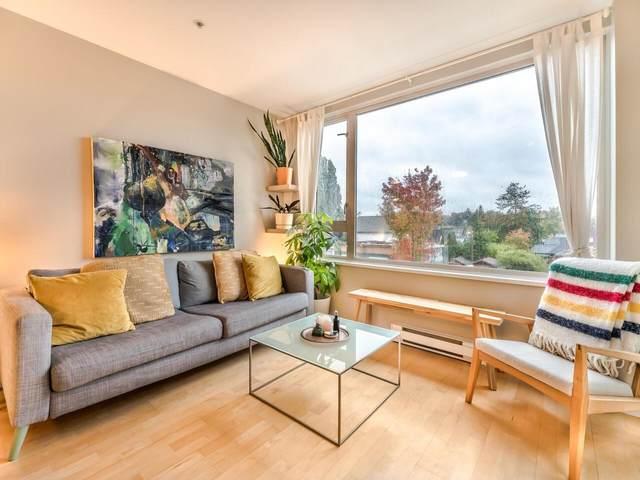 1688 E 4TH Avenue #405, Vancouver, BC V5N 1J8 (#R2626875) :: 604 Home Group