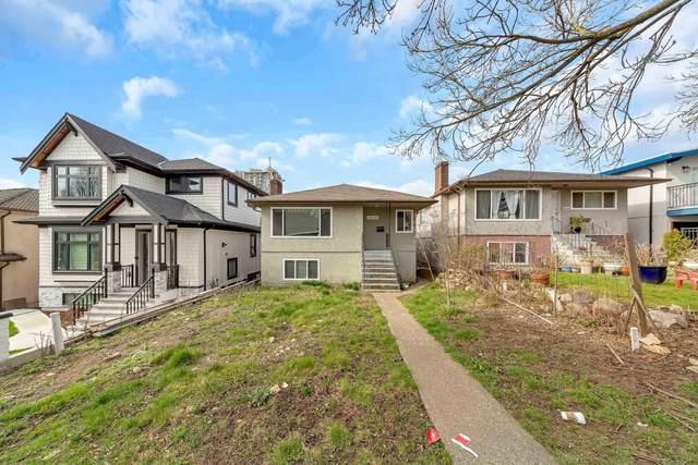 8091 Prince Albert Street, Vancouver, BC V5X 3Z9 (#R2626973) :: 604 Home Group