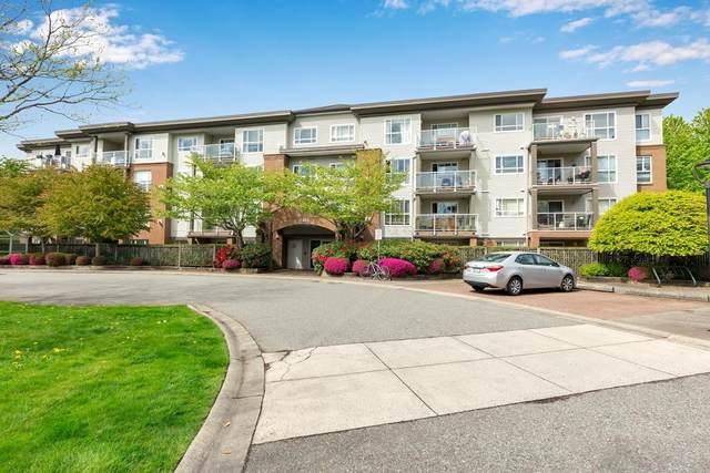 15885 84 Avenue #308, Surrey, BC V4N 0W7 (#R2626979) :: Initia Real Estate