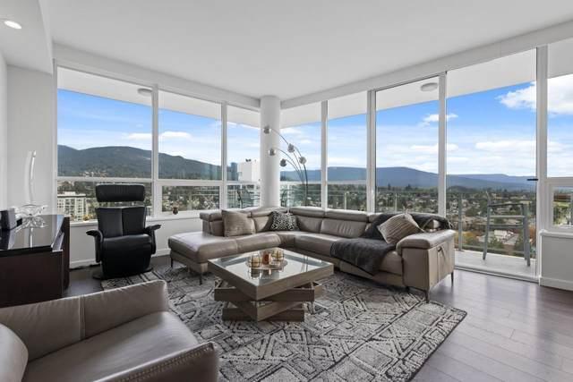 125 E 14TH Street #2305, North Vancouver, BC V7L 0E6 (#R2626989) :: 604 Realty Group