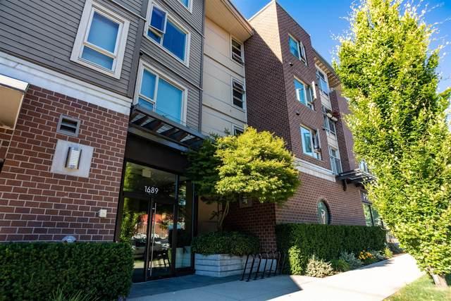 1689 E 13TH Avenue #308, Vancouver, BC V5N 0A5 (#R2627005) :: 604 Home Group