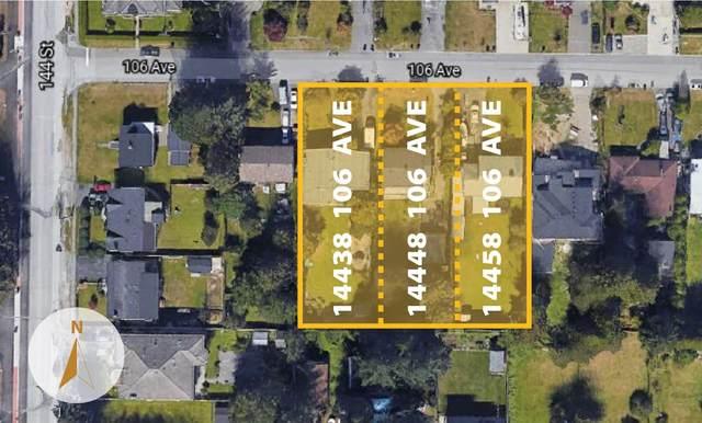 14438 106 Avenue, Surrey, BC V3R 1T1 (#R2627008) :: Macdonald Realty