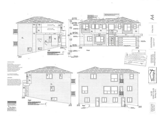 10020 173A Street, Surrey, BC V4N 4L2 (#R2627026) :: Macdonald Realty
