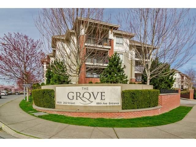 8929 202 Street B206, Langley, BC V1M 0B4 (#R2627038) :: 604 Home Group