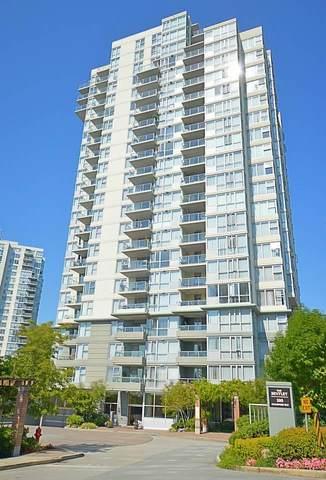 295 Guildford Way #202, Port Moody, BC V3H 5N3 (#R2627045) :: 604 Realty Group