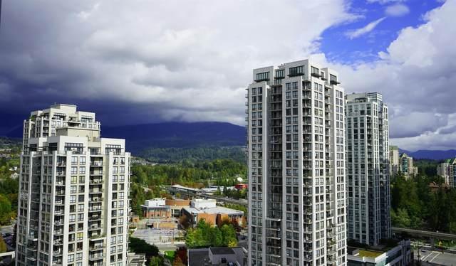 2978 Glen Drive #2304, Coquitlam, BC V3B 0C3 (#R2627054) :: 604 Realty Group