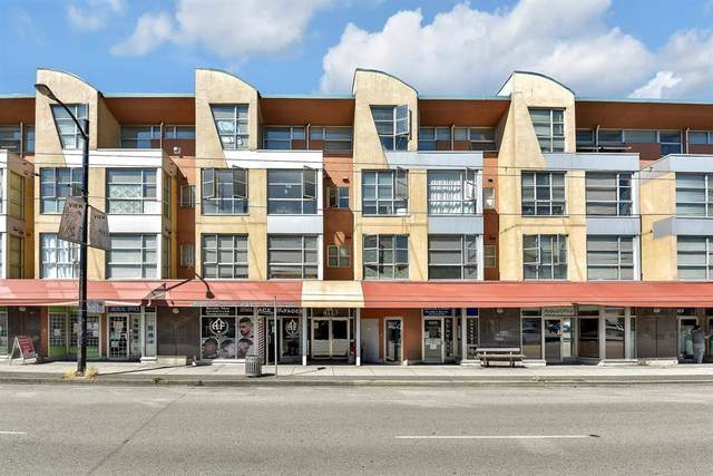 4113 Fraser Street #303, Vancouver, BC V5V 4E9 (#R2627065) :: 604 Home Group