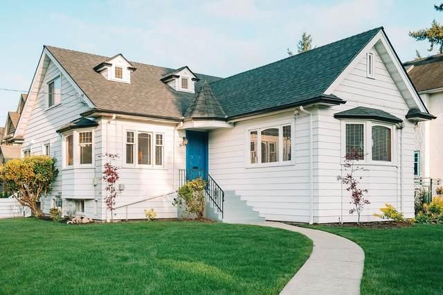 515 Fourth Street, New Westminster, BC V3L 2V7 (#R2627093) :: 604 Home Group