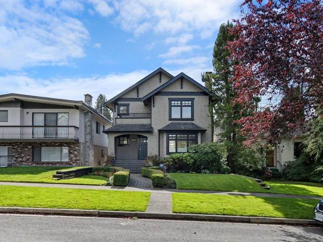 2746 W 32ND Avenue, Vancouver, BC V6L 2B3 (#R2627114) :: 604 Home Group