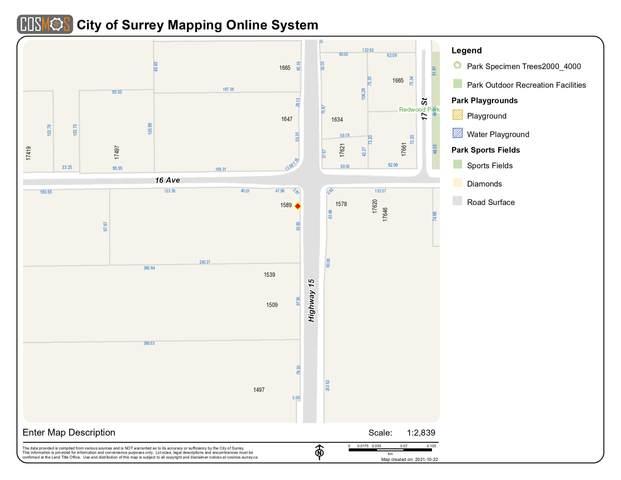 1589 176 Street, Surrey, BC V3Z 9S7 (#R2627130) :: Macdonald Realty