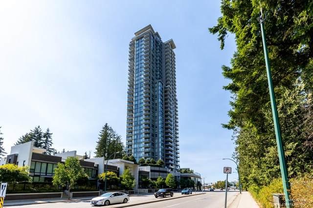 3080 Lincoln Avenue #3201, Coquitlam, BC V3B 0L9 (#R2627142) :: 604 Home Group