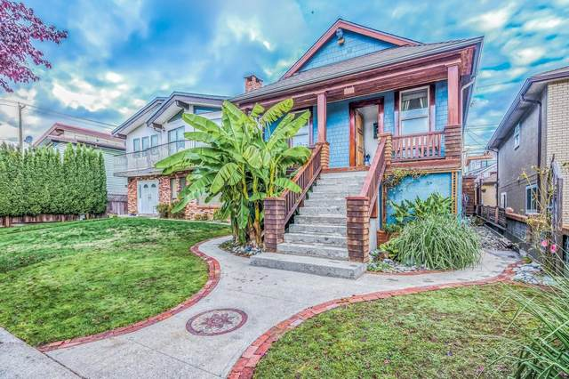 419 E 56TH Avenue, Vancouver, BC V5X 1R5 (#R2627145) :: 604 Home Group