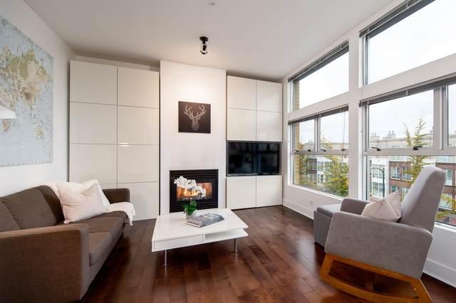 2088 W 11TH Avenue Ph1, Vancouver, BC V6J 2C9 (#R2627157) :: Initia Real Estate