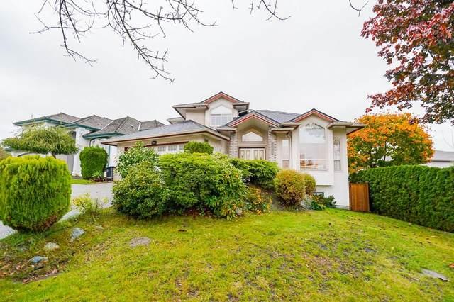 8042 168A Street, Surrey, BC V4N 4Y6 (#R2627173) :: Initia Real Estate