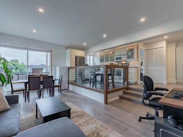 341 Mahon Avenue #306, North Vancouver, BC V7M 3E1 (#R2627199) :: 604 Home Group