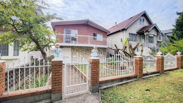 2868 E Pender Street, Vancouver, BC V5K 2C3 (#R2627206) :: 604 Home Group