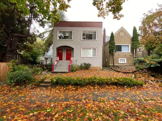 3718 W 16TH Avenue #3716, Vancouver, BC V6R 3C4 (#R2627217) :: 604 Home Group