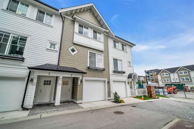9211 Mckim Way #2, Richmond, BC V6X 4A5 (#R2627221) :: RE/MAX City Realty