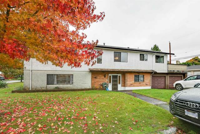 7095 Culloden Street, Vancouver, BC V5X 4J8 (#R2627244) :: 604 Home Group