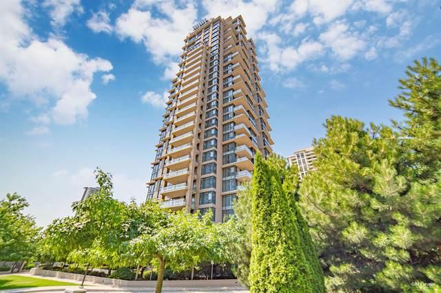 2077 Rosser Avenue #2505, Burnaby, BC V5C 0G6 (#R2627290) :: 604 Home Group