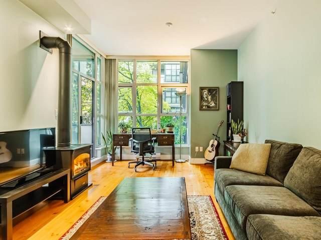 8988 Hudson Street #201, Vancouver, BC V6P 6Z1 (#R2627316) :: MC Real Estate Group