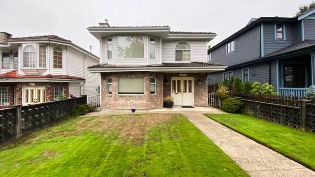 1461 E 18TH Avenue, Vancouver, BC V5N 2H2 (#R2627337) :: 604 Home Group
