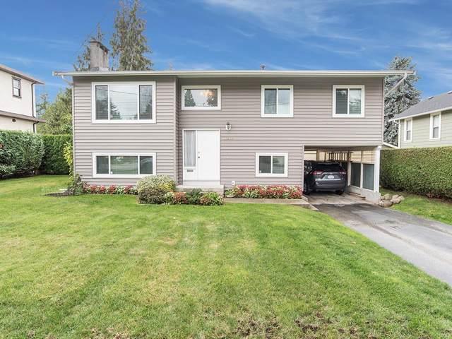 11464 72A Street, Delta, BC V4C 1A6 (#R2627338) :: Macdonald Realty