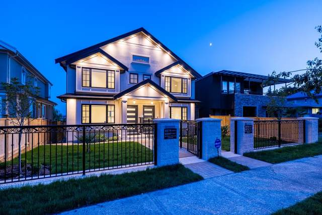 2278 Burquitlam Drive, Vancouver, BC V5P 2P1 (#R2627352) :: 604 Home Group