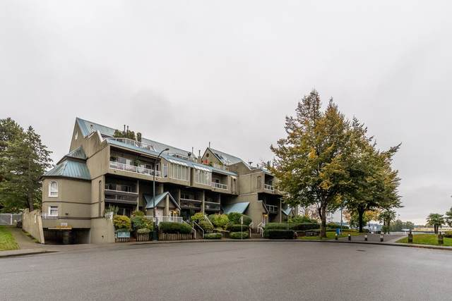 31 Reliance Court #110, New Westminster, BC V3M 6C6 (#R2627389) :: 604 Home Group
